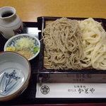 オアシス かどや - 料理写真:相盛セイロ(680円)_2010-07-29