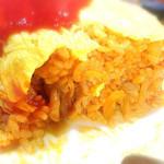 亀喜 - 大きい鶏肉たくさん