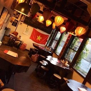 亞細亞食堂サイゴン 上町店