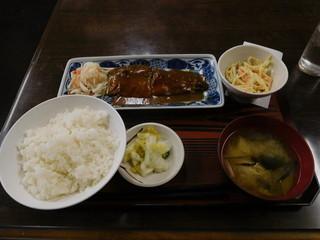 つかさ - 鯖の味噌煮定食