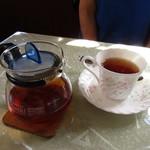 カウッパトリ - 紅茶