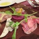 ベラミロンガ - 前菜
