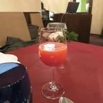 ベラミロンガ - 食前酒?