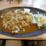 センボンカリー - ビーフカレー(600円)