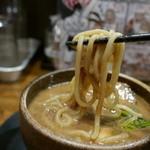 つけ麺マン - 太麺