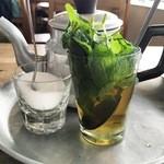 CAFE HAI - モロッコミントティー