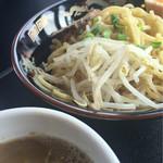 ラーメン聚楽 - つけ麺