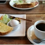 CAFE&DINING SNATCH - モーニング
