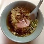 チヤツプ亭 - 柳麺