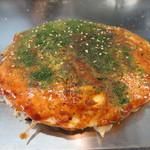 Okonomiyakinagataya - 肉玉そば