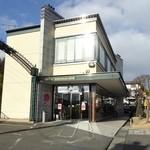 タルトタタン - お店の入り口