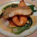 4629917 - ランチの魚料理