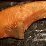 福ろう - 鮭の西京焼き定食アップ 2016.1