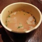 グランケーブ - ランチスープ