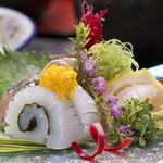 花万葉 - 新鮮な素材の味をお楽しみください。