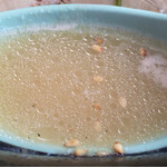 味の時計台 - 塩ラーメン