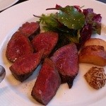 山下ワイン食道 - 熟成肉