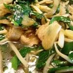 風龍 - 「ベトコン」の肉多め野菜炒め