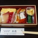 鈴徳 - ちらし寿司