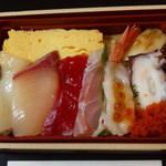 46294602 - ちらし寿司(アップ)