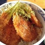 和田小屋 - 2016年版ソースかつ丼