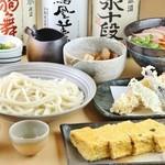 うどん紬麦 - 料理写真: