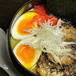 BAR TRIANGLE - 本気の鶏白湯ラーメン