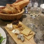 46299474 - チーズ盛り合わせ