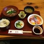 Yamagishi - 鴨治部定食(\2,600)