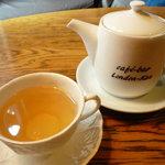 Cafe倫敦館 - ハーブ&ハーブ(\550-)