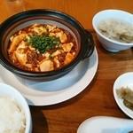 46301710 - 土鍋麻婆豆腐セット