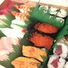 清寿司 - 料理写真:28年1月の握り