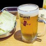 46304221 - ビールとキャベツ