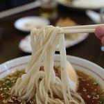 天心軒 - 冷麺リフトアップ