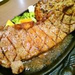 フォルクス 高井戸東店 - サーロインステーキ&ハンバーグ