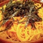 ハシヤ スパゲティ - タラコうにいか