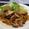 おふくろ - 料理写真:豚の生姜焼きUp