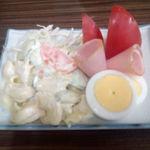 大衆食堂 日本一 - サラダ