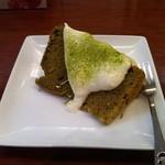 かえる食堂 - 抹茶チョコシフォン