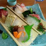 赤沢日帰り温泉館レストラン - 料理写真: