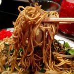 博多 山笠 - 焼ラーメンっぽいが、ソース味(笑)