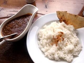 ヒナタ屋 - チキンカレー