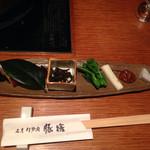 Butasute - 前菜