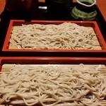 46313837 - 蕎麦の大盛