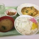 広島市安佐南区役所食堂 - 料理写真: