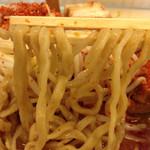 46314702 - 2016.1.9  紅富士大麺豚W  麺リフト