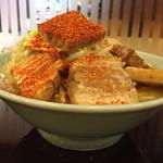 46314713 - 2016.1.9  紅富士大麺豚W  横から