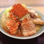 46314718 - 2016.1.9  紅富士大麺豚W  1100円