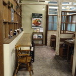 縁 - カフェスペース