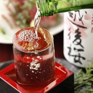 ★日本酒マイスターが酒蔵と直接取引。常時:25種類★